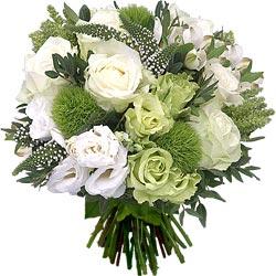 Acheter fleurs com acheter des bouquets de fleurs et for Bouquet de fleurs vert et blanc