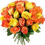 Cliquez sur le bouquet Mandarine pour l'agrandir